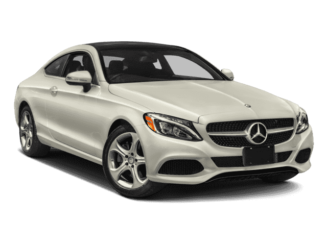 New 2017 Mercedes-Benz C 300 4MATIC® 2dr Car