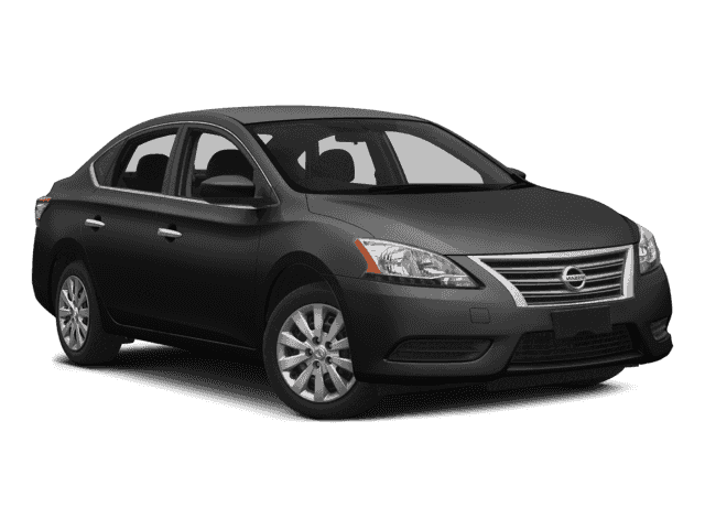 New 2015 Nissan Sentra SV FWD 4D Sedan