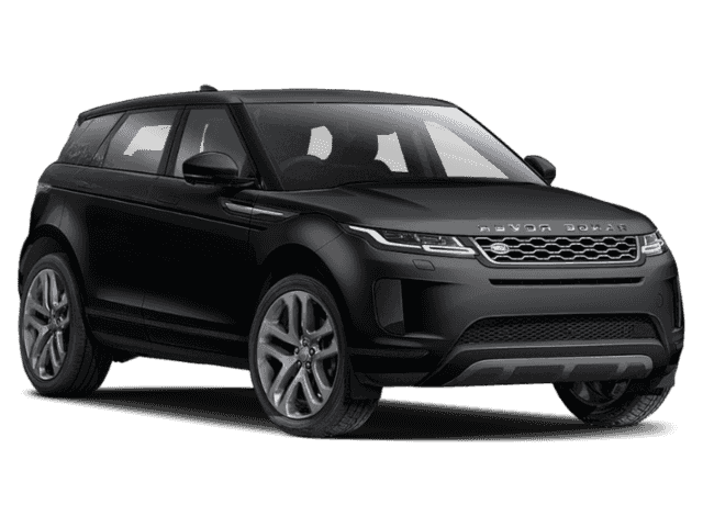 New 2020 Land Rover Range Evoque Se
