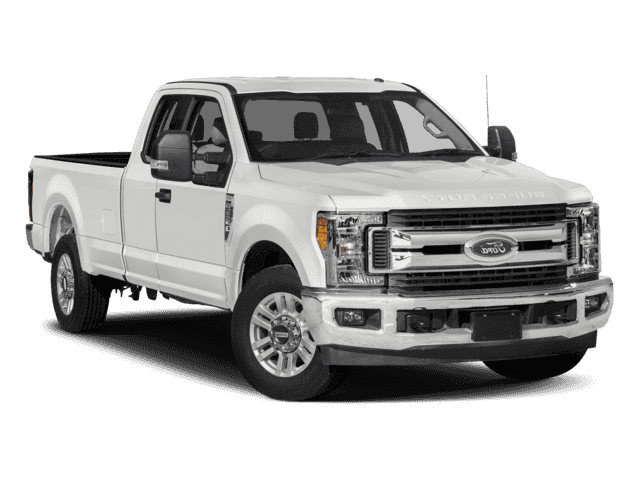 New 2018 Ford F-250 Gas XLT