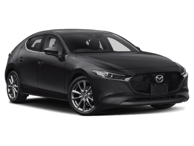New 2020 Mazda3 Preferred