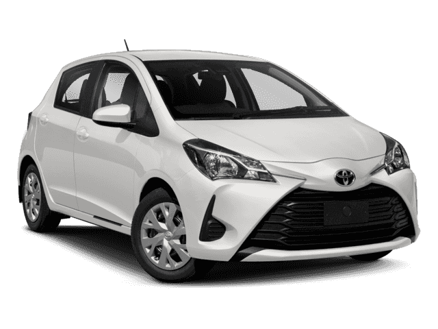 New 2018 Toyota Yaris 5-Door LE Auto