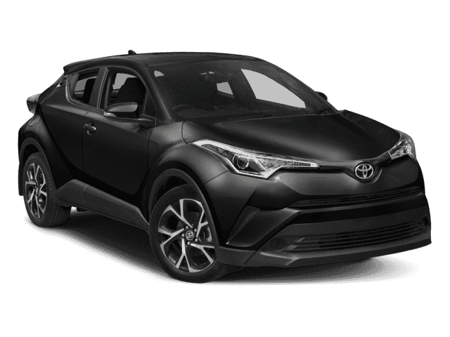 New 2018 TOYOTA C-HR XLE Front Wheel Drive UT