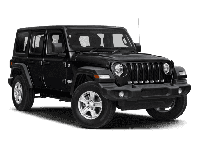 New 2018 Jeep Wrangler Unlimited JEEP WRANGLER UNLIMITED SAHARA
