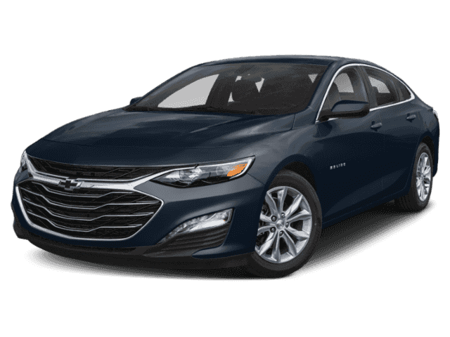New 2019 Chevrolet Malibu LT FWD 4dr Car