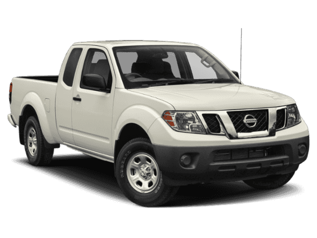New 2020 Nissan Frontier S 4WD King Cab