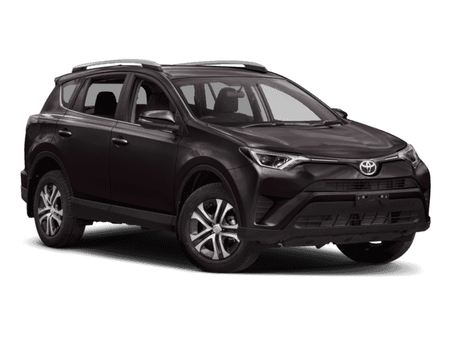 New 2018 Toyota RAV4 LE 2WD LE FWD SUV