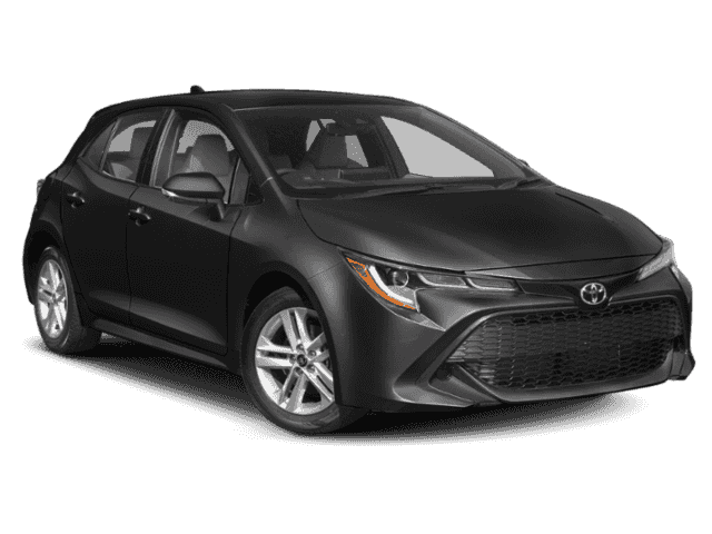 Stock #: 38307 Black 2019 Toyota Corolla Hatchback SE 5D Hatchback in Milwaukee, Wisconsin 53209