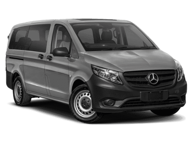 New 2020 Mercedes-Benz Metris Passenger Van With Navigation
