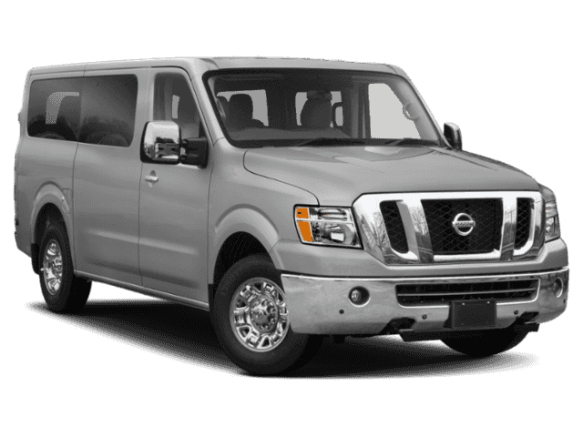 New 2020 Nissan NV Passenger NV3500 HD SL V8