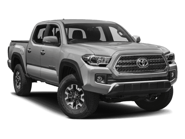 New 2018 Toyota Tacoma Trd Off Road 4x2 Double Cab In St Augustine