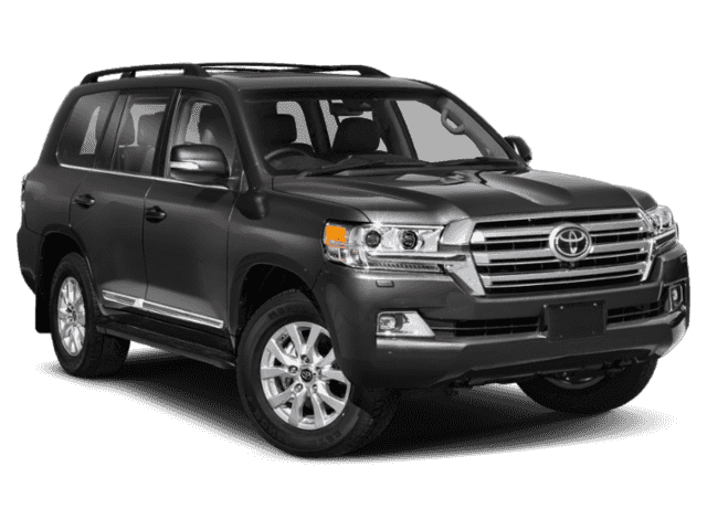 New 2020 Toyota Land Cruiser