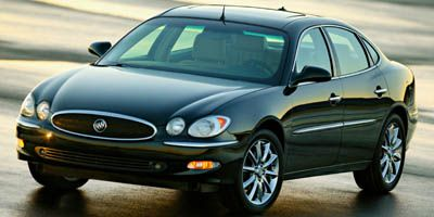 Pre-Owned 2005 BUICK LACROSSE CX Sedan 4