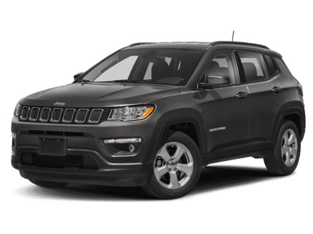 New 2020 JEEP Compass 4d SUV FWD Sport