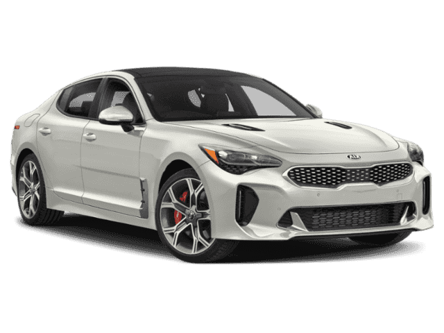 New 2020 Kia Stinger GT-Line AWD 4D Sedan