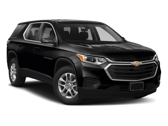 New 2018 Chevrolet Traverse AWD