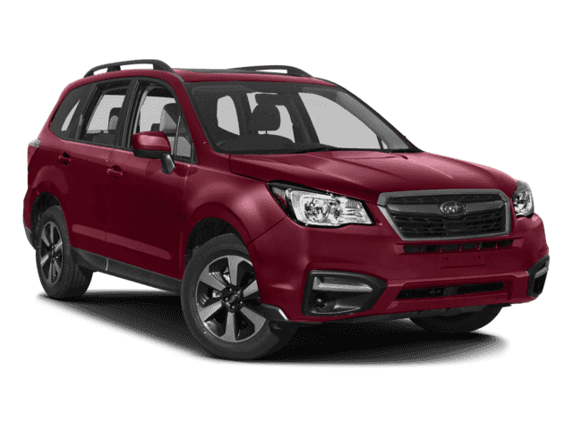 New 2018 Subaru Forester 2.5i Premium AWD