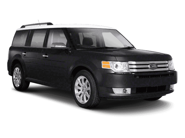 Pre-Owned 2010 FORD FLEX LIMITED