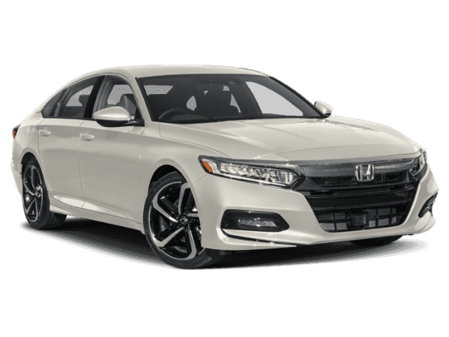 New 2020 Honda Accord Sport 2.0T FWD 4dr Car