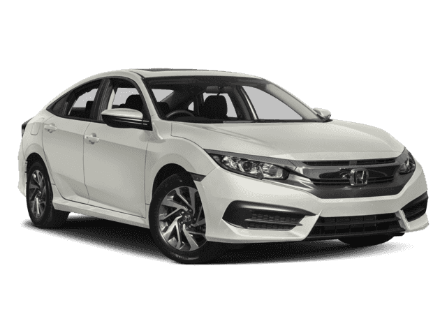 New 2017 Honda Civic Sedan EX
