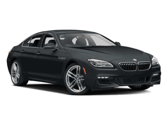 Certified Pre-Owned 2017 BMW 6 Series 640i xDrive Gran Coupe