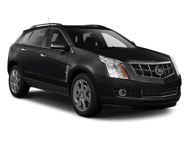 Certified Pre-Owned 2010 Cadillac SRX Luxury