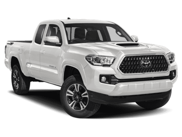 New 2019 Toyota Tacoma Trd Sport 4d Access Cab In Hartford 191822