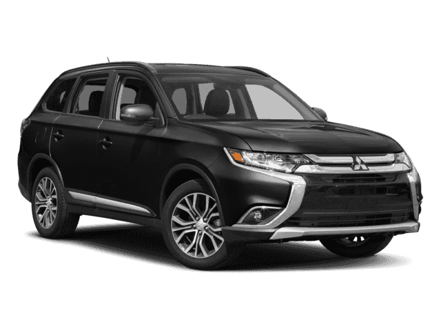 New 2018 Mitsubishi Outlander SEL Sport Utility 4D