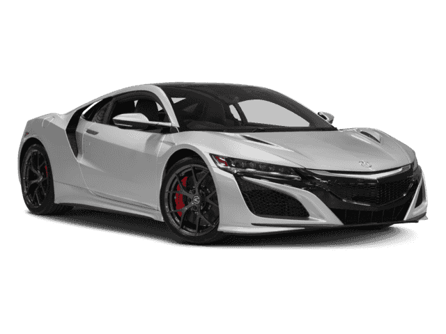 New Acura NSX