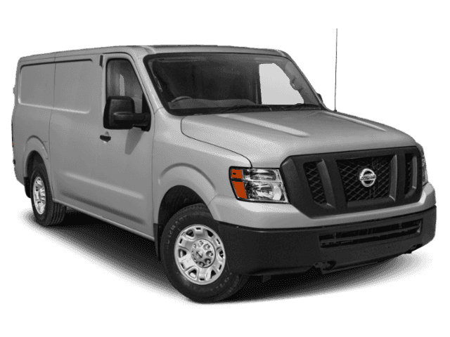 New 2020 Nissan NV1500 S