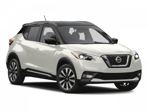 New 2018 Nissan Kicks S