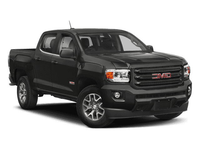 New 2018 GMC Canyon 4WD Crew Cab 140.5 All Terrain w/L 4WD