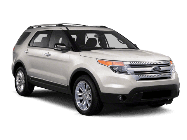Pre-Owned 2013 FORD EXPLORER XLT Sport