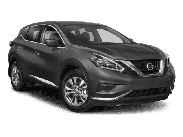 New 2018 Nissan Murano S With Navigation