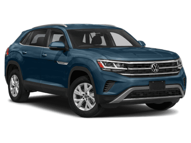 New 2020 Volkswagen Atlas Cross Sport 3.6L V6 SE w/Technology AWD