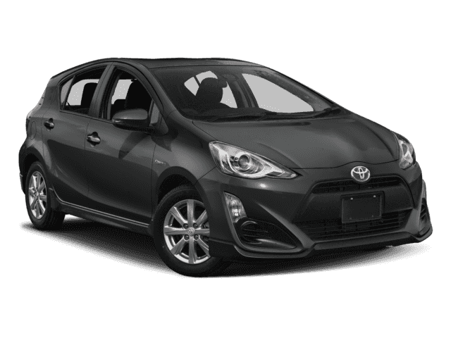 New 2017 TOYOTA Prius c One Front Wheel Drive 4H