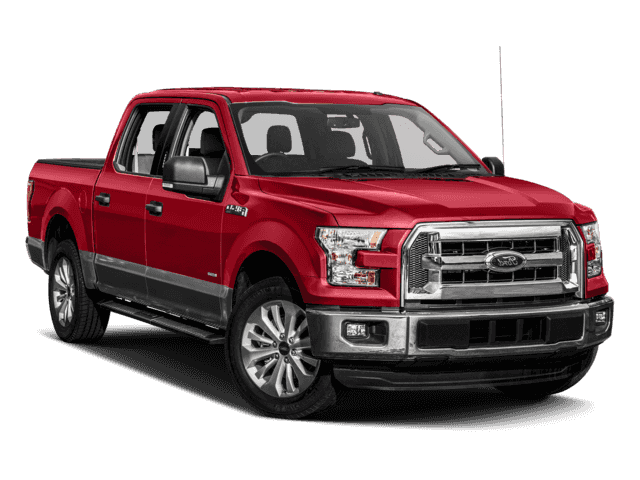 New 2017 Ford F-150 XLT 4WD </br> Stock: P1255