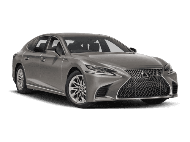 New 2018 Lexus LS 500 Base AWD
