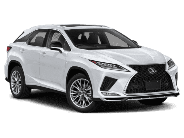 2020 Lexus Rx 350 F Sport Performance Review