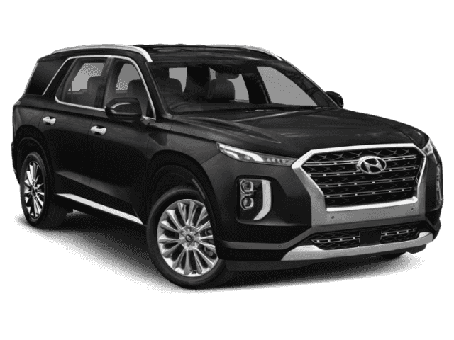 New 2020 Hyundai Palisade Limited FWD 4D Sport Utility