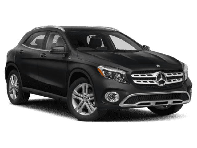 New 2019 Mercedes-Benz GLA250 4MATIC SUV