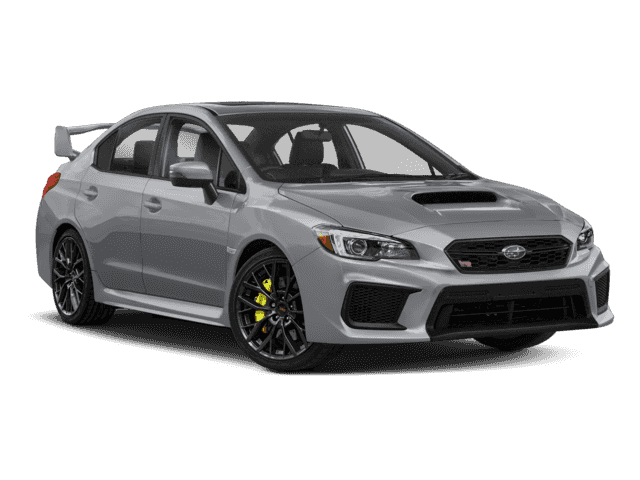 New Subaru WRX STI Limited With Lip