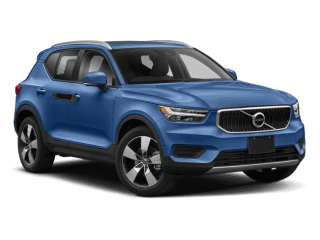 New 2019 Volvo XC40 T5 R-Design