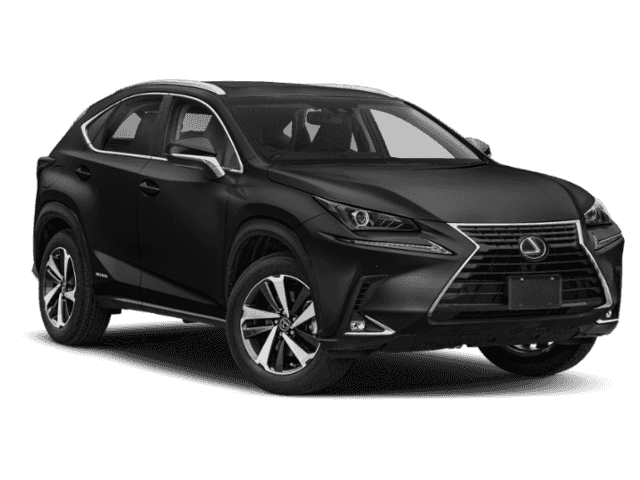 New 2019 Lexus NX 300h Base