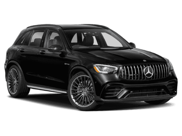 2020 Mercedes-Benz GLC63 AMG S 4MATIC + SUV