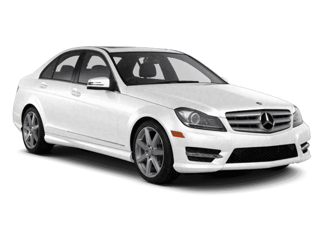 Pre-Owned 2012 Mercedes-Benz C350 4MATIC Sedan
