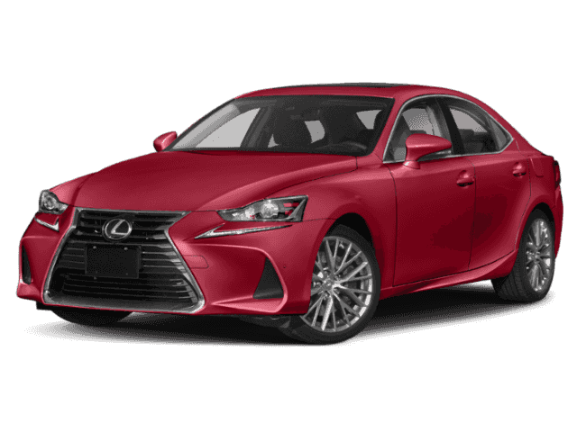 2019 Lexus IS 300 IS 300 RWD