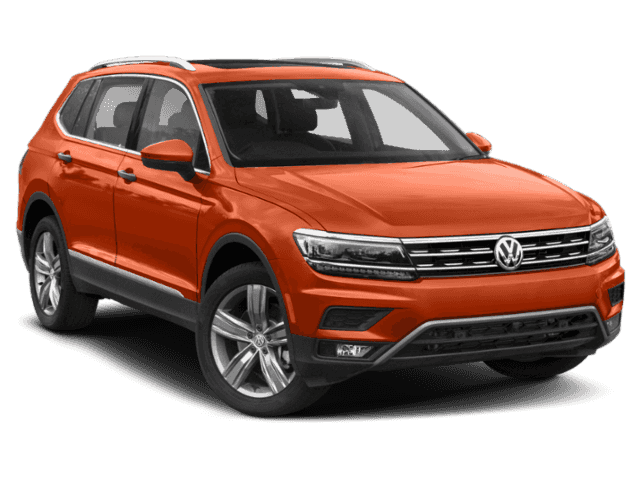 New 2019 Volkswagen Tiguan SEL Premium with 4MOTION® AWD Sport Utility