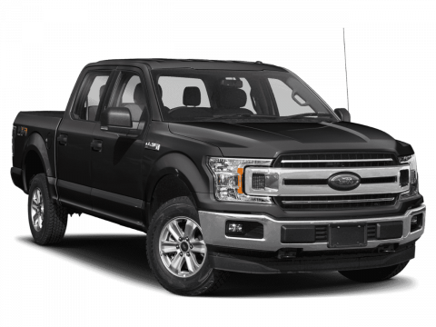 2018 Ford F-150 XLT With Navigation