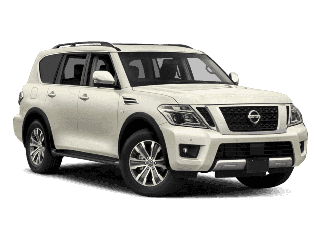 New 2017 Nissan Armada SL Moonroof/Technology Packages RWD 4D Sport Utility